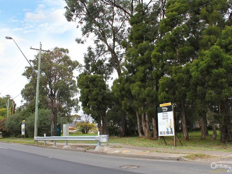 Land for Sale in Smithfield NSW 2164