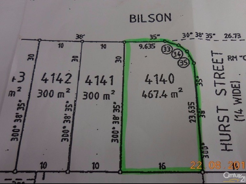 LOT 4140 BILSON RD, Spring Farm - Land for Sale in Spring Farm