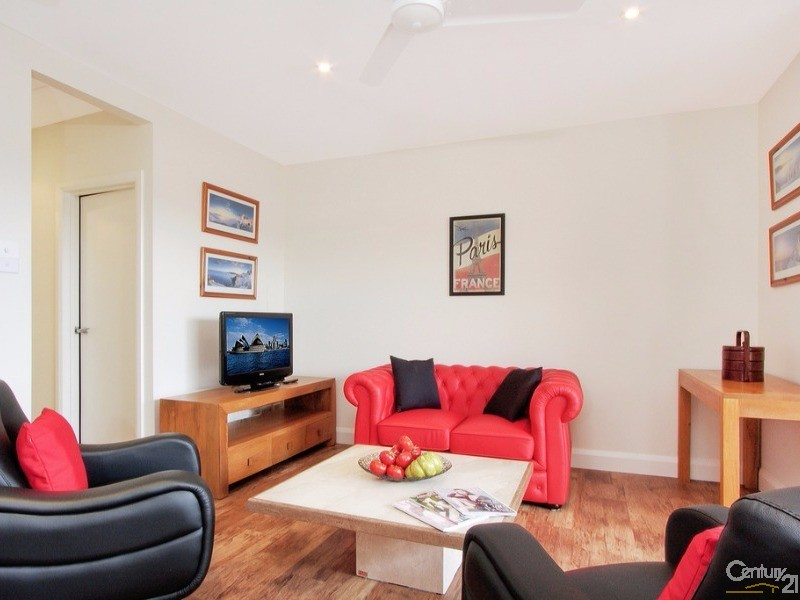 Living - 91/5 Empire Circuit, Forrest - Apartment for Sale in Forrest