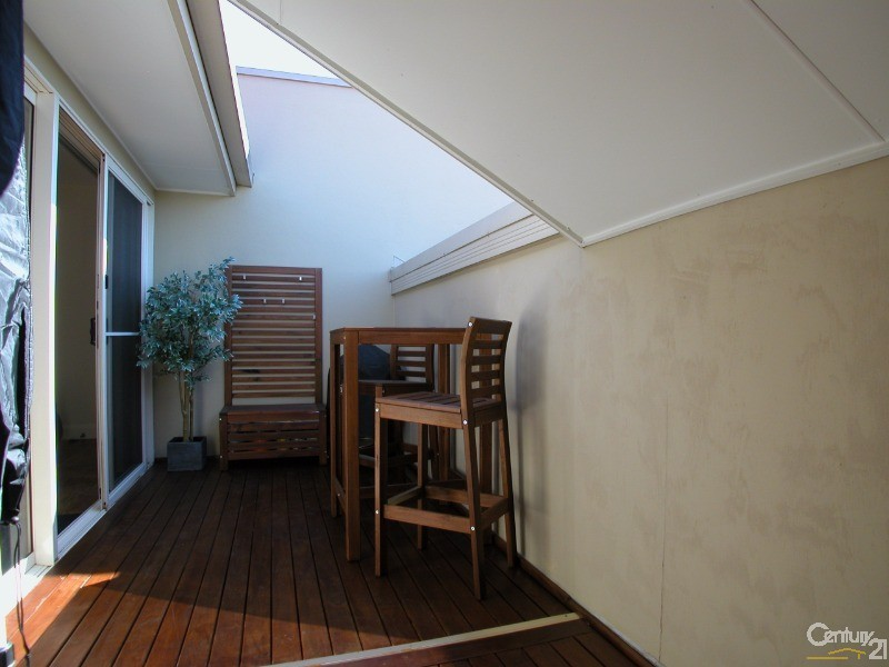 Patio - 91/5 Empire Circuit, Forrest - Apartment for Sale in Forrest