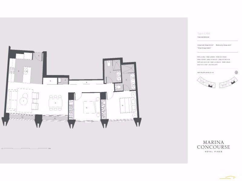 Lot 13 Marina Concourse, Benowa - Apartment for Sale in Benowa
