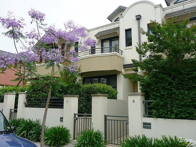 5/22-28 Bertram Street, Chatswood - Townhouse for Rent in Chatswood
