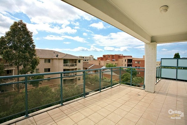 Balcony - 22/52-58 Woniora Road, Hurstville - House for Sale in Hurstville