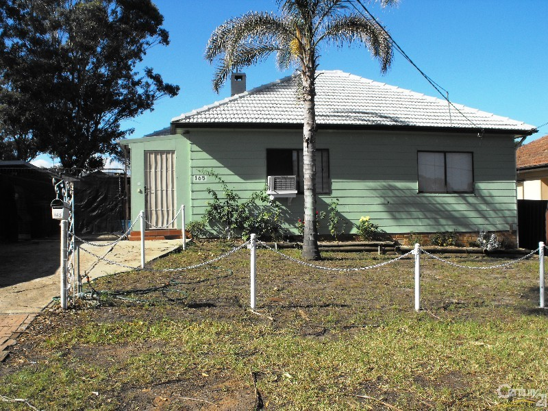 165 Rex Rd, Georges Hall - House for Sale in Georges Hall