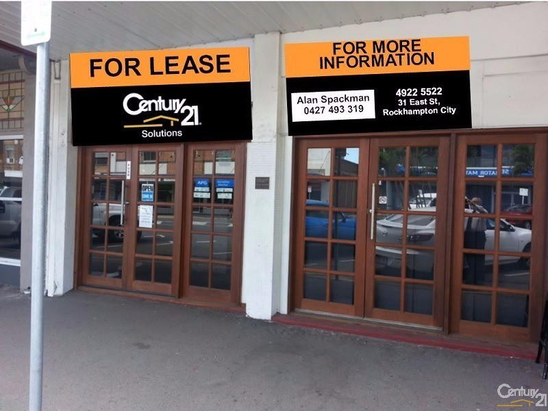 25 East Street, Rockhampton City - Office Space/Commercial Property for Lease in Rockhampton City