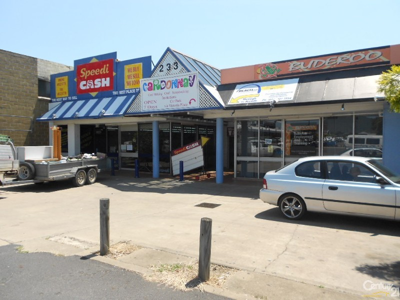 233 Musgrave Street, Berserker - Office Space/Commercial Property for Lease in Berserker
