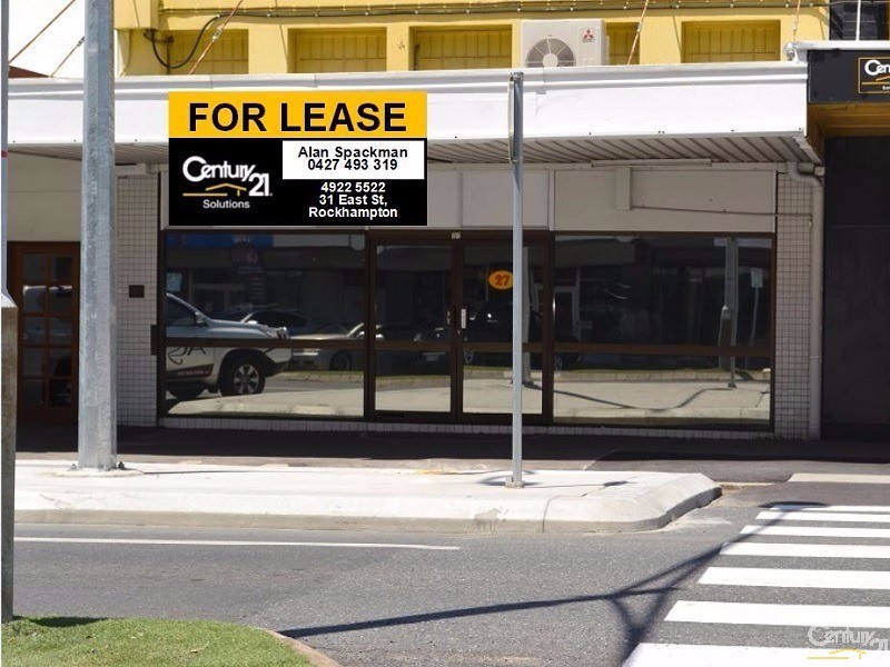 27 East Street, Rockhampton City - Professional Service Business for Sale in Rockhampton City