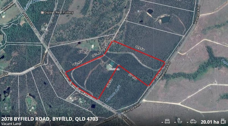 2078 Byfield Road, Byfield - Land for Sale in Byfield