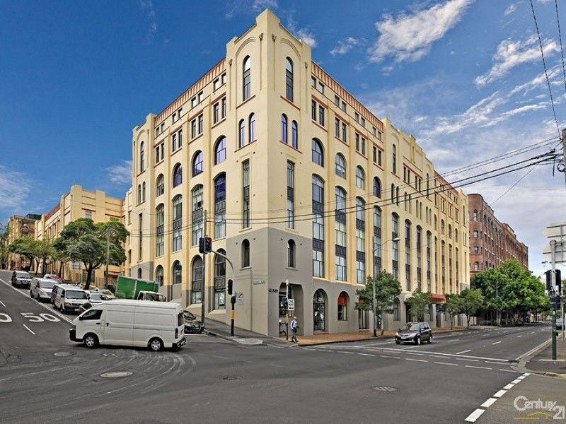 Parking access from 330 Wattle Street - 26/89-97 Jones Street, Ultimo - Office Space Commercial Property for Sale in Ultimo