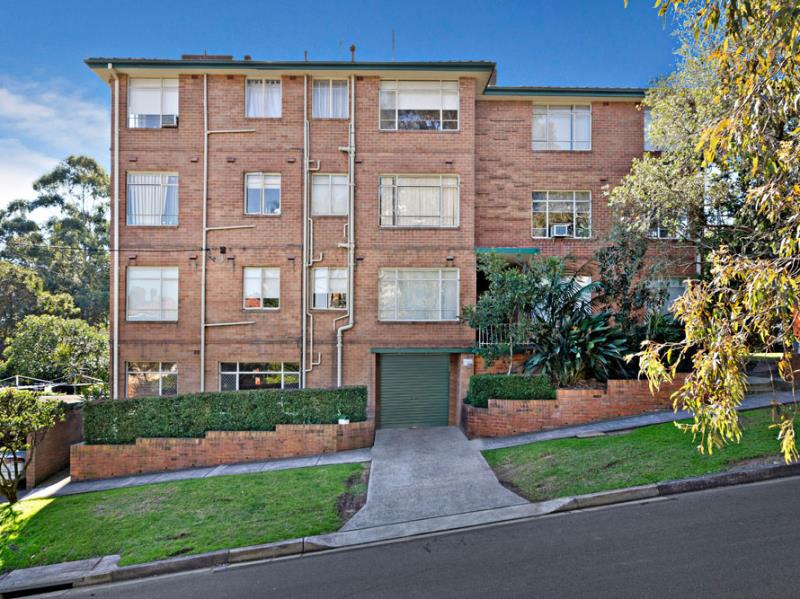 9/854 Pacific Highway, Chatswood - Unit for Rent in Chatswood