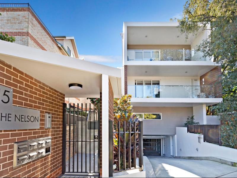 2/15 Nelson Street, Chatswood - Unit for Rent in Chatswood