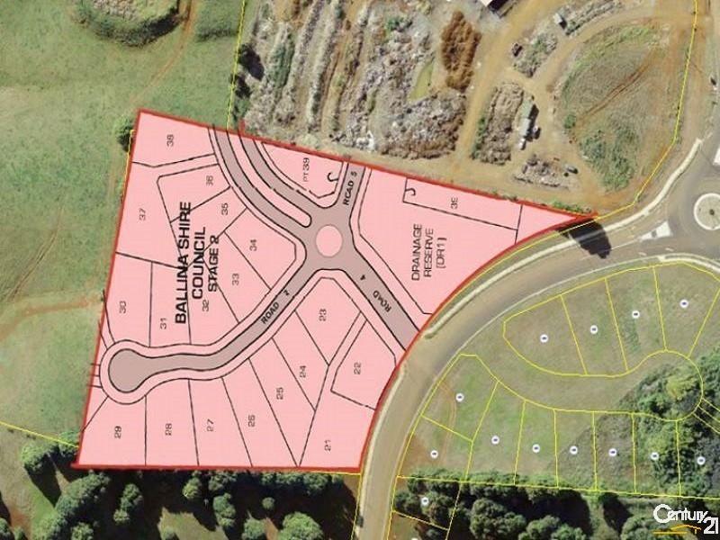 Lot 26 Plateau Drive, Wollongbar - Land for Sale in Wollongbar