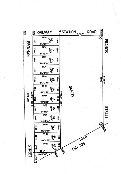 Lots 45-47 Beckman Street, Stirling North - Land for Sale in Stirling North