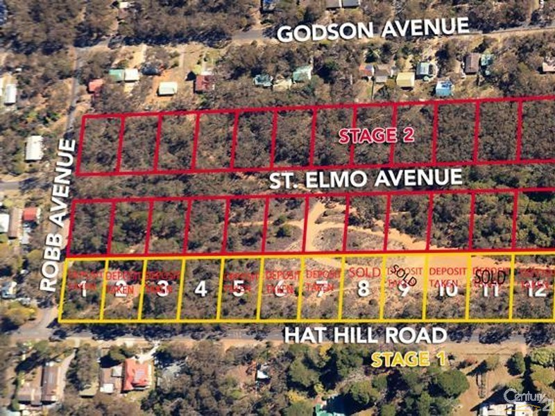 Lot 4 244-318 Hat Hill Road, Blackheath - Land for Sale in Blackheath