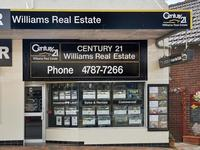CENTURY 21 Williams Real Estate
