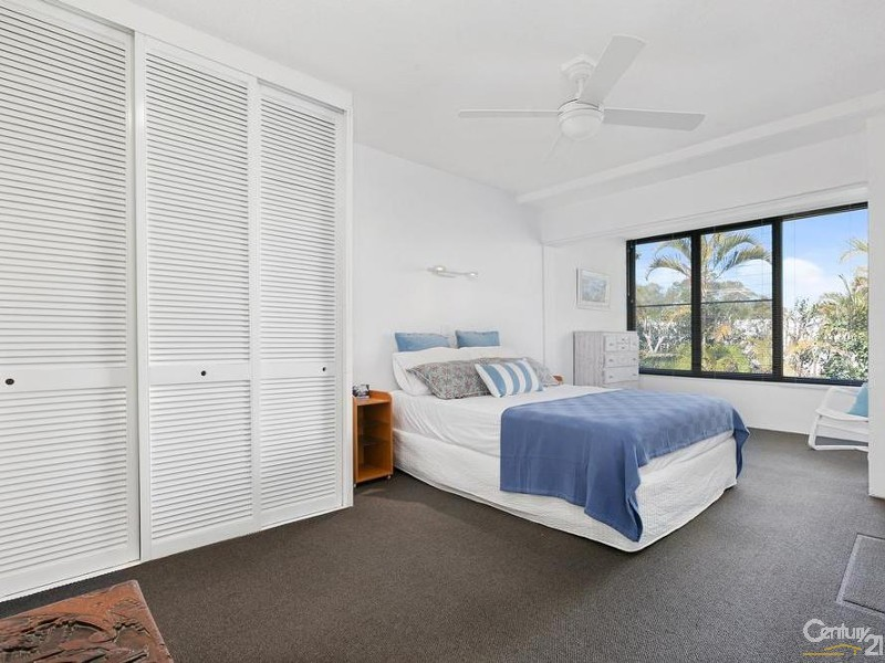Main bedroom - 5/28 Viewland Drive, Noosa Heads - Apartment for Sale in Noosa Heads