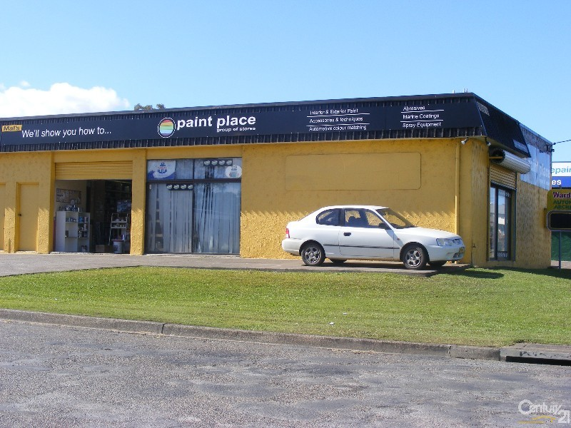 Commercial Showrooms/Bulky Goods Property for Sale in Taree NSW 2430