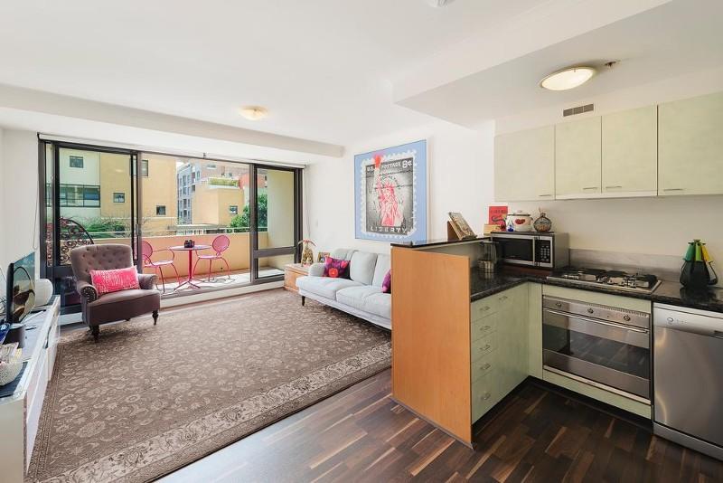 G617/780 Bourke Street, Redfern - Apartment for Sale in Redfern