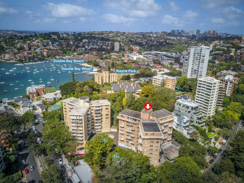 3/105A Darling Point Road, Darling Point - Apartment for Rent in Darling Point