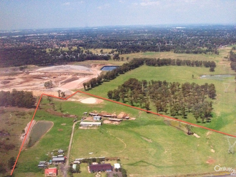 Commercial Land/Development Property for Sale in Marsden Park NSW 2765