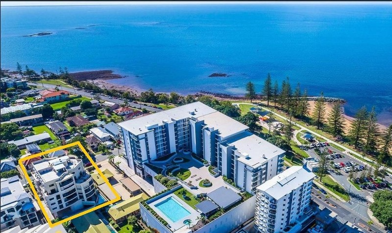 20/3 Rock Street , Scarborough - Apartment for Sale in Scarborough