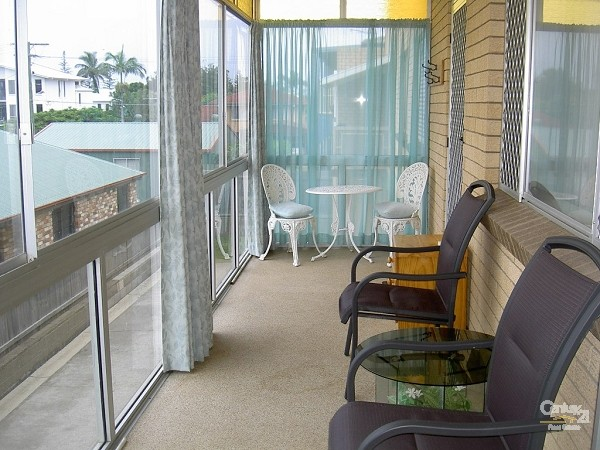 4/13 MacDonnell Road, Margate - Holiday Unit/Apartment Rental in Margate
