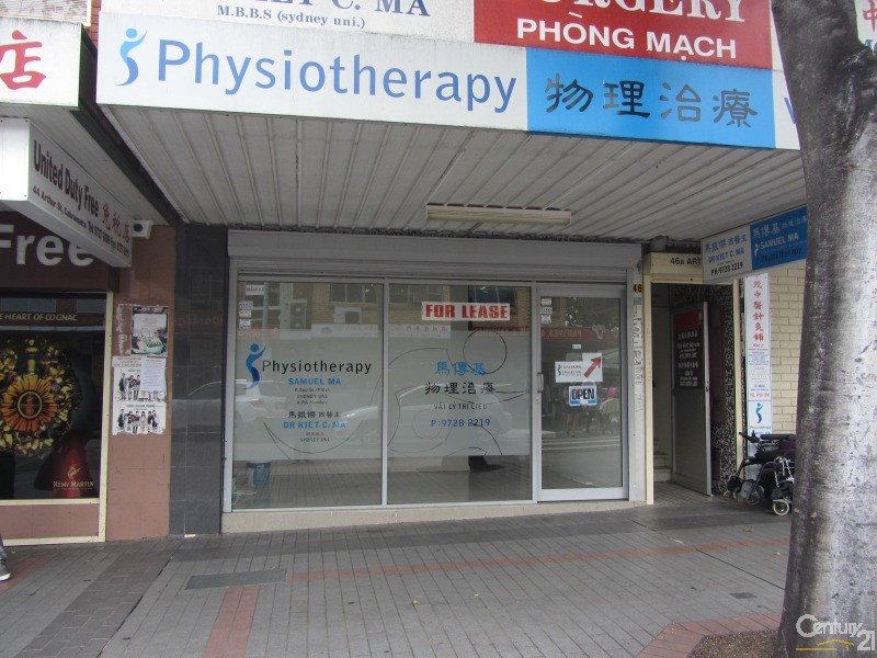 46 Park Road, Cabramatta - Office Space/Commercial Property for Lease in Cabramatta