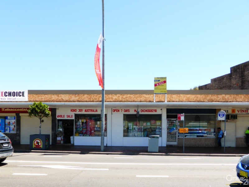 Commercial Property for Sale in Canley Vale NSW 2166