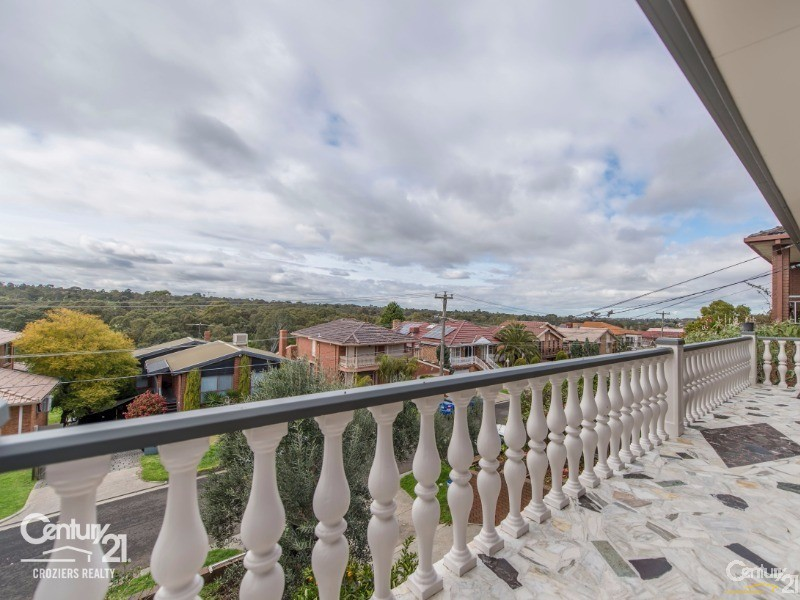 Balcony with Parkland View - 157 Darebin Blvd, Reservoir - House for Sale in Reservoir
