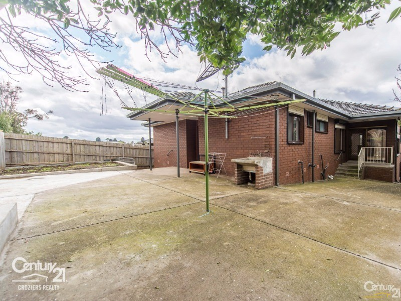 Backyard - 157 Darebin Blvd, Reservoir - House for Sale in Reservoir