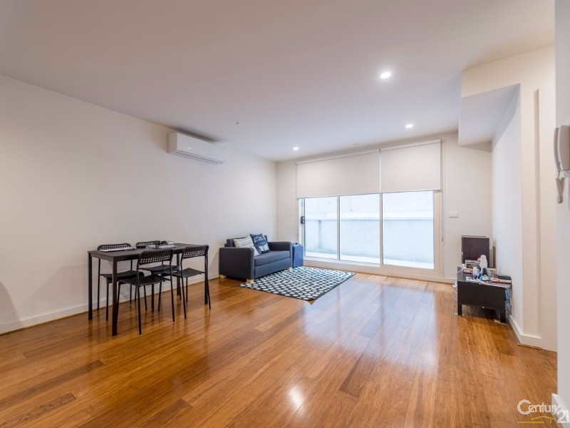 108 Lounge with Balcony - 17 Robbs Parade, Northcote - Apartment for Sale in Northcote