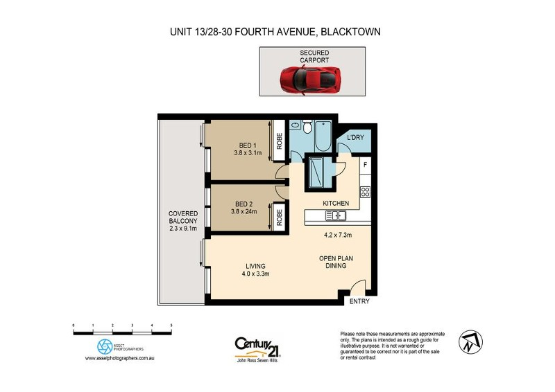 13/28-30 Fourth Avenue, Blacktown - Unit for Sale in Blacktown
