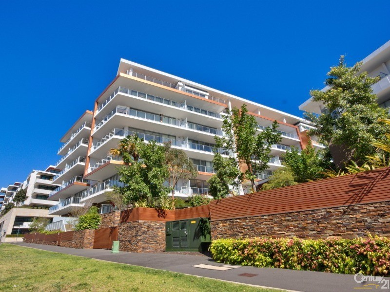 A704/40 Shoreline Drive, Rhodes - Apartment for Sale in Rhodes