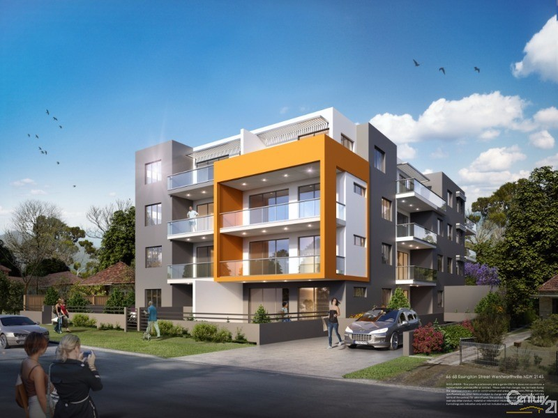66-68 Essington Street, Wentworthville - Apartment for Sale in Wentworthville