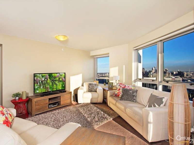 ... Living Room   2802/77 BERRY STREET, North Sydney   Apartment For Sale  In ... Part 57