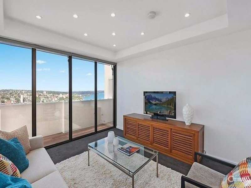1203/102 Alfred St, Milsons Point - Apartment for Rent in Milsons Point