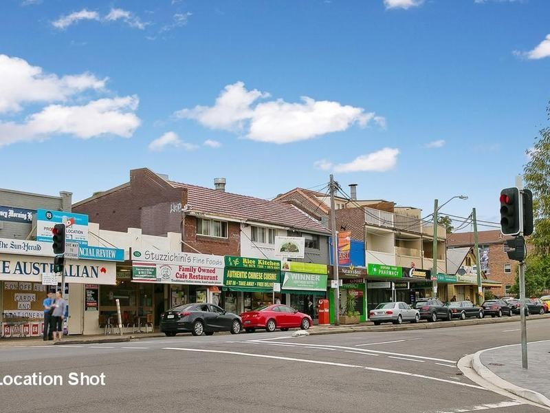 Location Shot Only - 510/1 Wharf Rd, Gladesville - Apartment for Rent in Gladesville