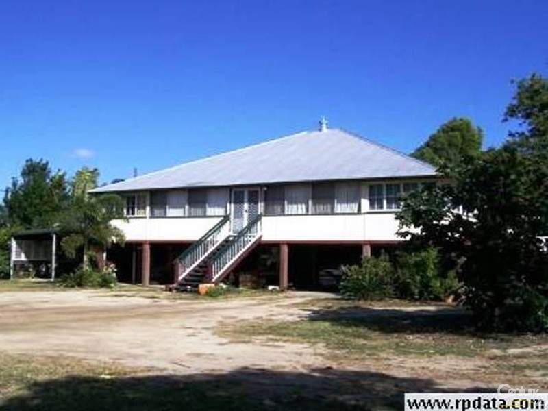 Queenslander - 159 Inveroona Road, Bowen - Rural Residential Property for Sale in Bowen