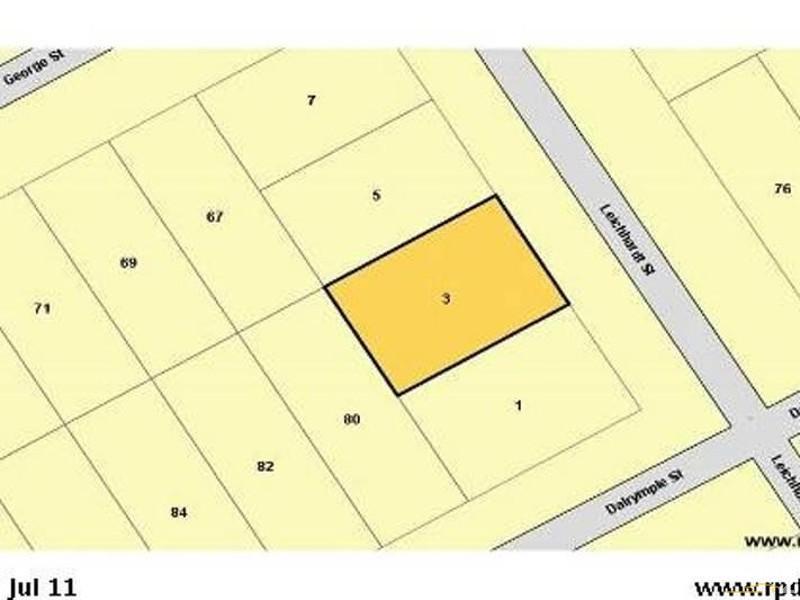 3 Leichhardt Street, Bowen - Land for Sale in Bowen