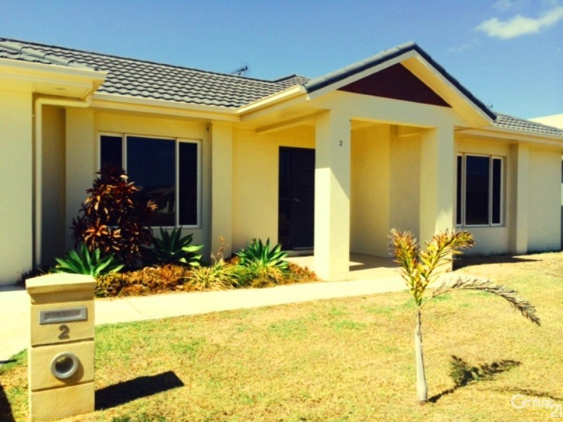2 Second Close Seabreeze Estate, Bowen - Holiday House Rental in Bowen