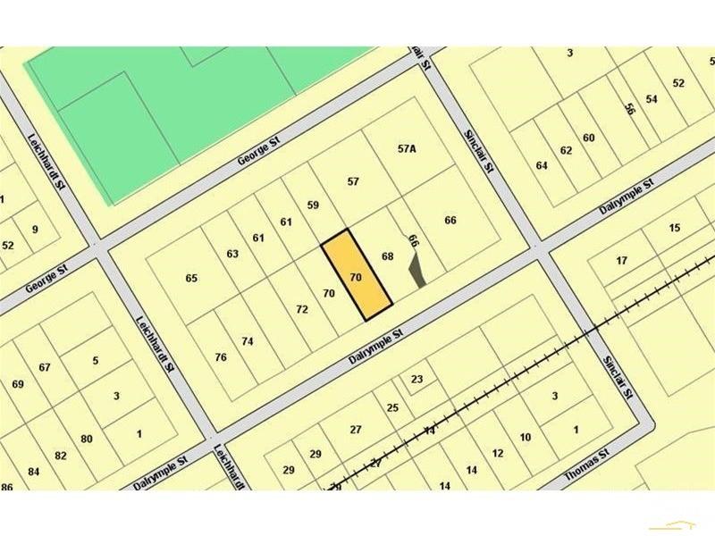 70 Dalrymple Street, Bowen - Land for Sale in Bowen