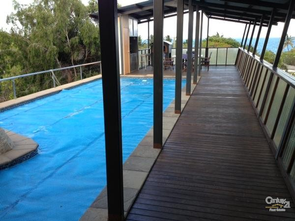 Pool - 11 Banyan Drive, Bowen - House for Sale in Bowen
