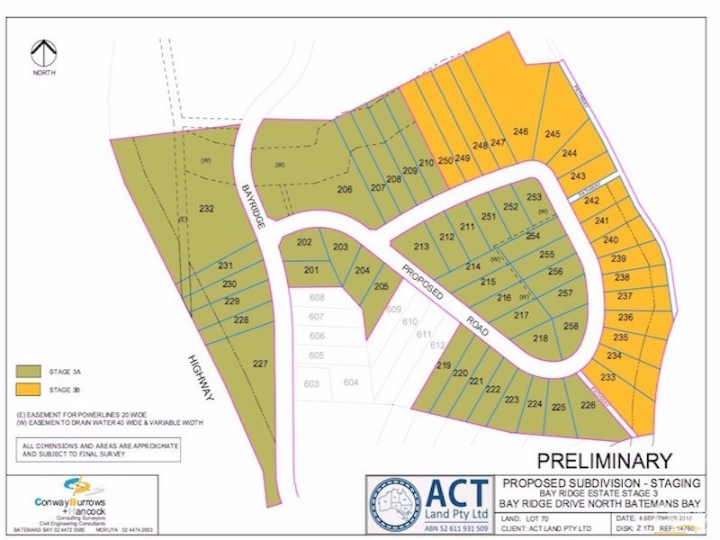 Land for Sale in North Batemans Bay NSW 2536