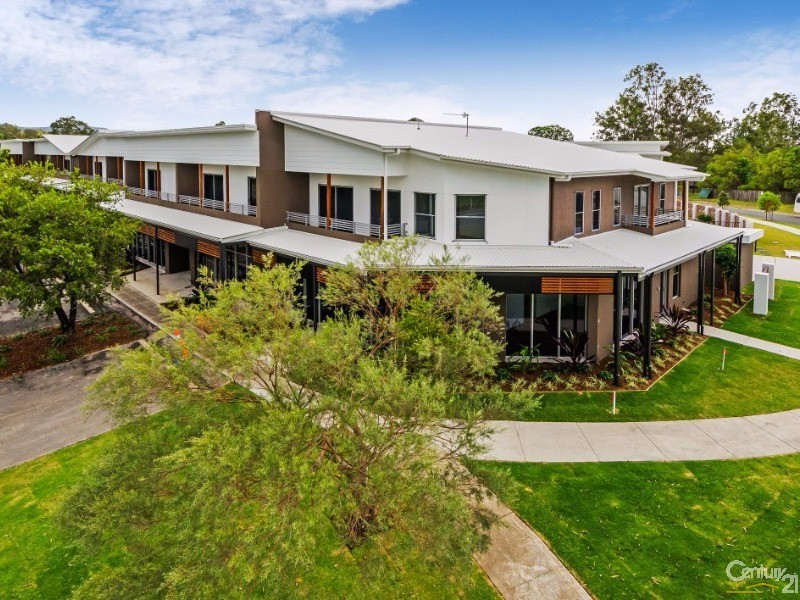 Aerial view of building - 2 Carnarvon Court, Oxenford - Apartment for Sale in Oxenford
