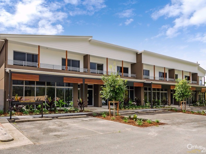 Office and residence with car parking - 2 Carnarvon Court, Oxenford - Apartment for Sale in Oxenford