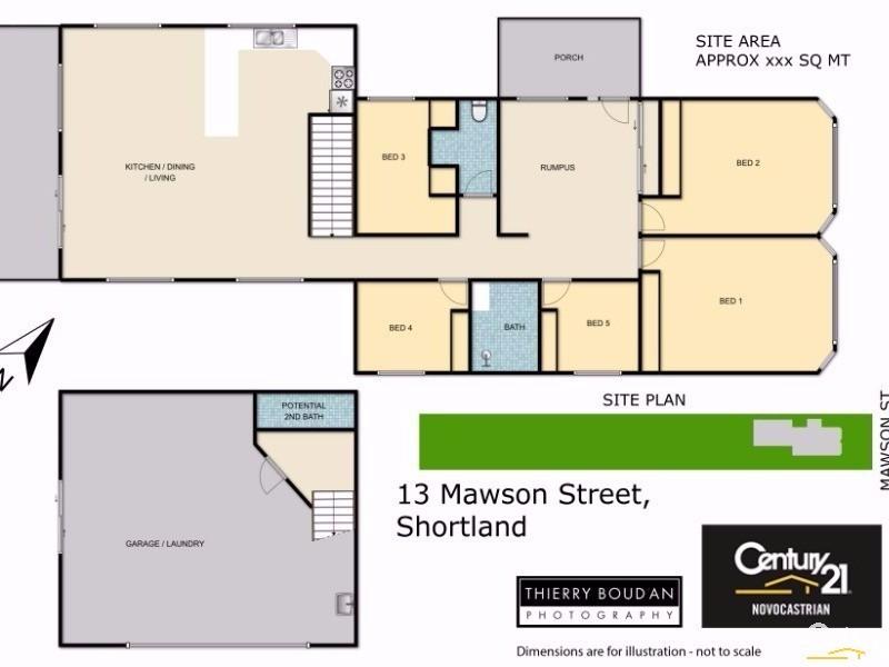 13 Mawson Street, Shortland - House for Sale in Shortland