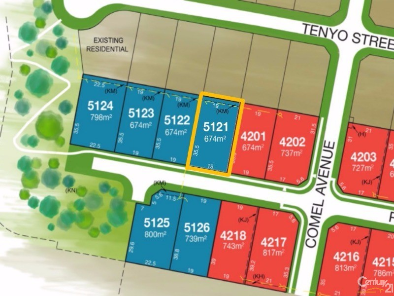 34 Preston Place, Cameron Park - Land for Sale in Cameron Park