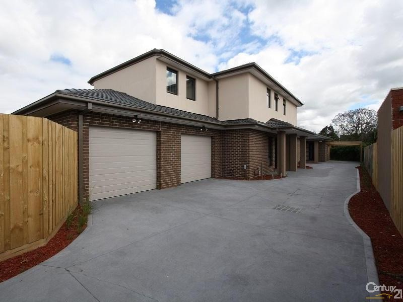 1-4/19 O'Malley Crescent, Dandenong North - Townhouse for Sale in Dandenong North