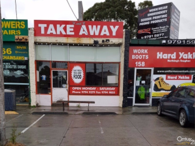158A Princes Hwy, Dandenong - Retail Property for Lease in Dandenong
