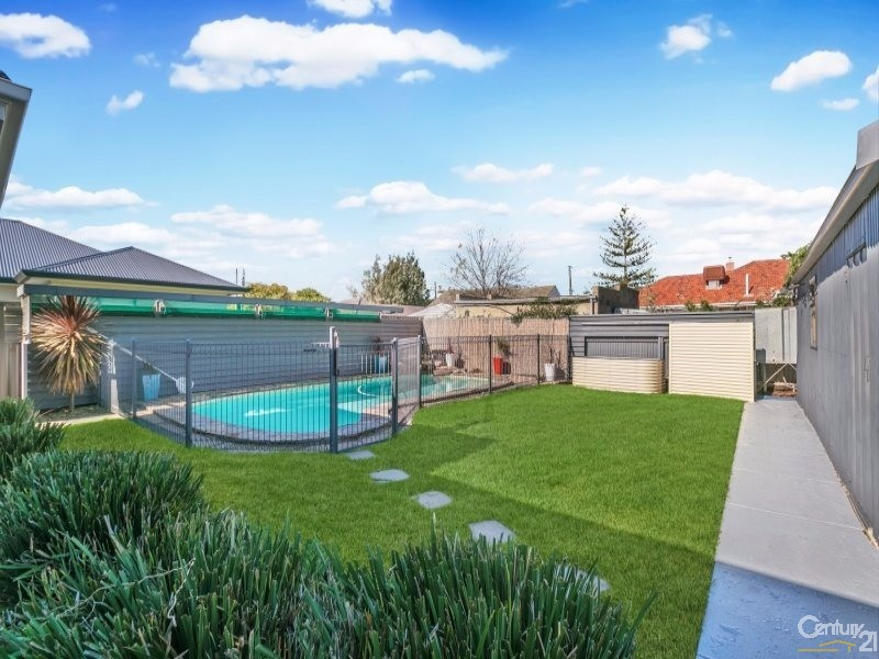 Rear Garden and Pool - 4 McLachlan Avenue, Glenelg North - House for Sale in Glenelg North